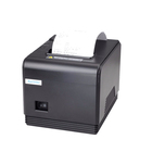 2017 USB Cost Savng Qualifed QR code Pos Printer 80 Thermal 12v Dc Receipt Machine