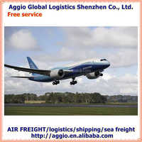 Cheap Air Freight from China to USA, Canada for outdoor spotlight holder air logistics
