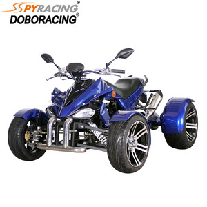 Newest Style Four Wheel Motorcycle With Water Cooled