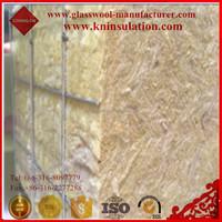 Basalt Fiber insulation panel production line factory 100mm rock wool board