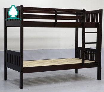 2017 Kids Bedroom Modern Children Furniture Double Bunk Bed With Free Mattress