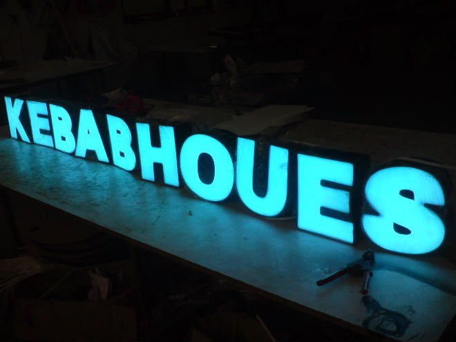 outdoor 3d plexiglass front lit led channel letters sign buy led lettersplexiglass led channel letter signschannel letters sign product on alibabacom