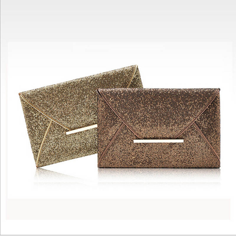 New Fashion Women Handbag Japan And Korean Style Solid Evening Bag 2 Colors PU Lether Lady Day Clutches Portable Delicate Bags