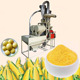 commercial maize grinder small scale corn flour milling machine