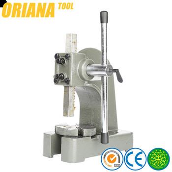 Chinese Manufacturers Supply Hand Press Tool Hand Arbor Press