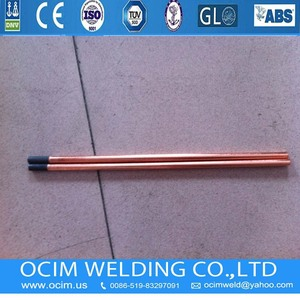 Copper Coated Gouging Carbon Rods Electrode