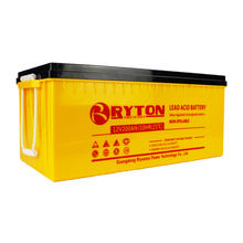RYTON 72v 20 ah dry charged lead acid batteries northstar battery