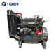 CE ISO approved 4 cylinders small turbo diesel engine