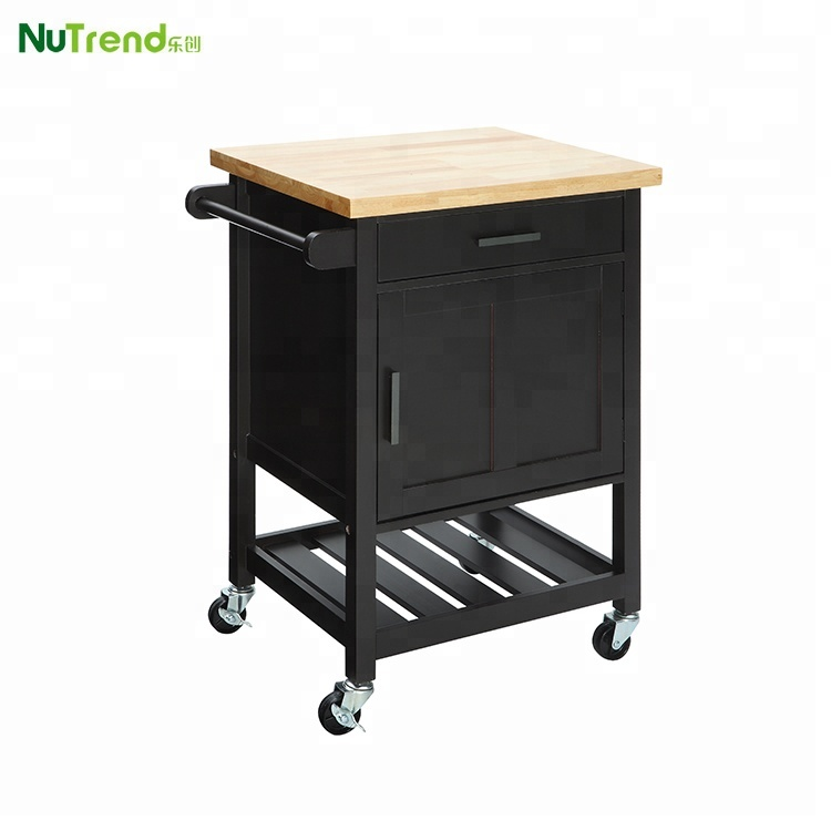 Recycled Materials Wood Kitchen Trolley Cart With Wheels Design Buy Kitchen Cart Kitchen Cart With Wheels Wood Kitchen Cart Product On Alibaba Com