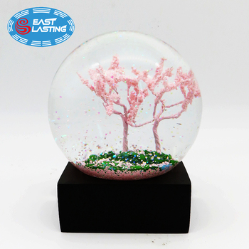 Tourist Souvenir Seasons Set Resin Snow Globe Wholesale Personalized