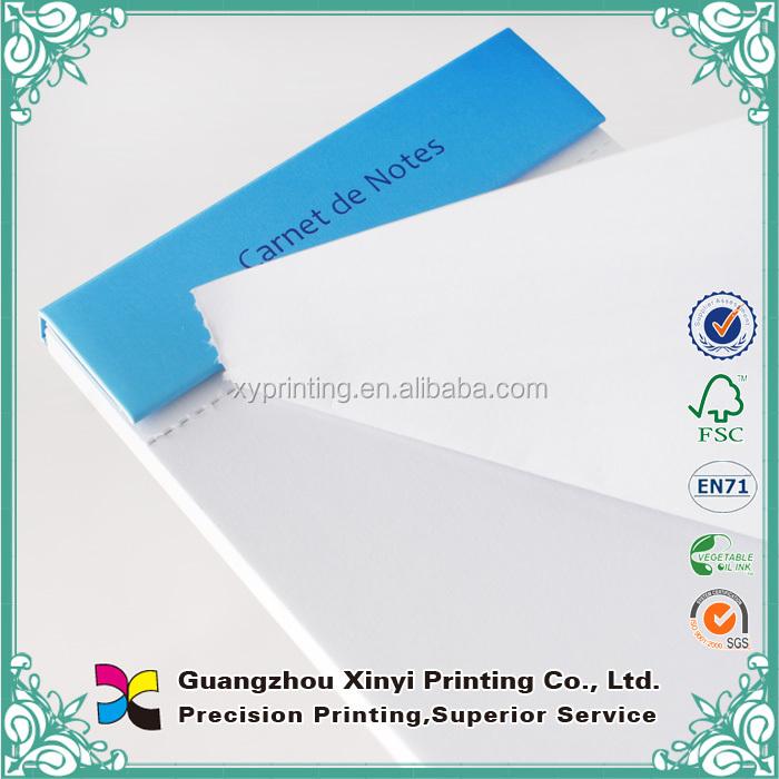 Small Size Bulk Blank Custom Tear Off Calendar Notepad Printing