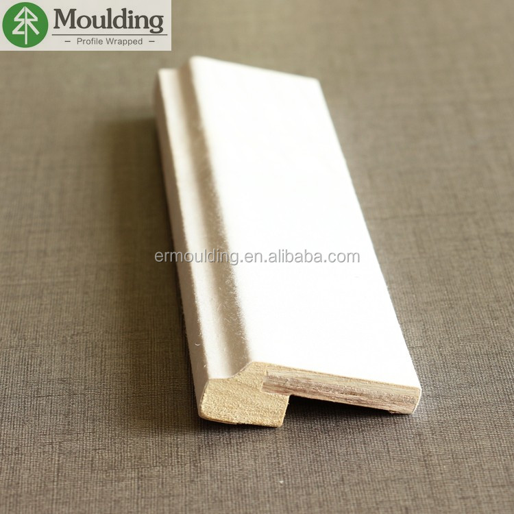 Injection Wood Hockey Stick Trim Moulding and Millwork