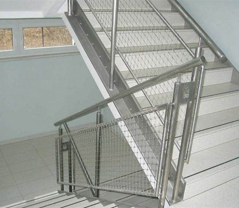 Decorative Metal Stair Railings/stainless Steel Staircase
