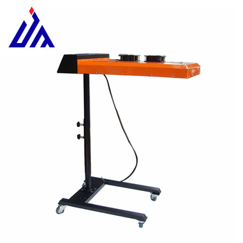 CE Proved automatic IR lamp t-shirt screen printing flash dryer