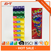 Plastic colorful intelligent kids stack game pile up toy