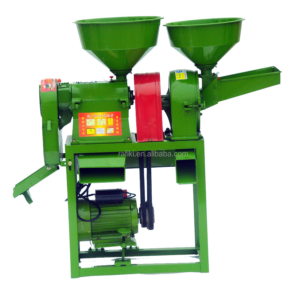 Best Quality Home used Mini philippines rice mill