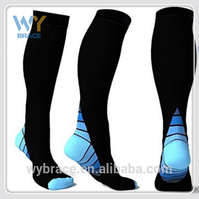 OEM & ODM Service Recovery Sports Running Casual Socks Medical Compression Stockings