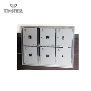 Good quality wall mounted postal service mailbox for sale