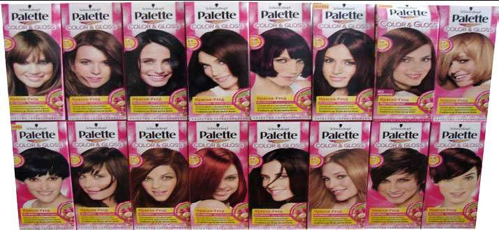 Schwazkopf Pallette Color Gloss Hair Dye Buy Touch Color Hair
