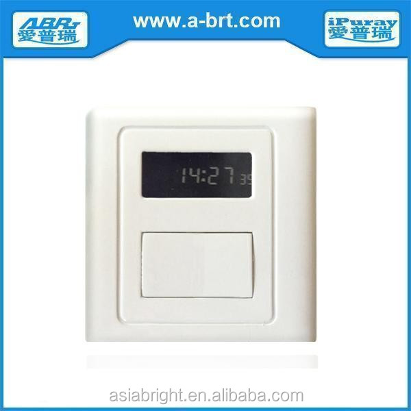 Lcd Display Auto Temperature Control Switch