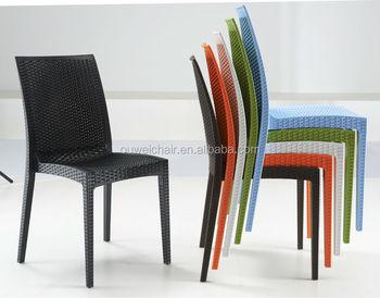 Sedie Per Esterno In Plastica.Eleganti Arredi Per Esterni In Rattan Sedia Di Plastica Buy Mobili