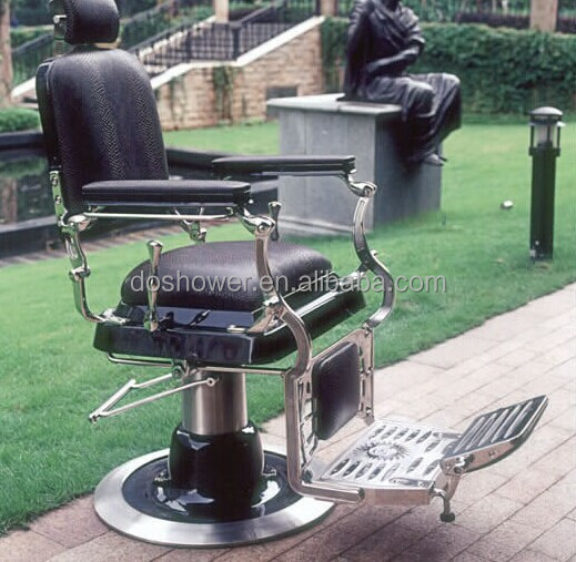 Belmont Vintage Barber Chairs For