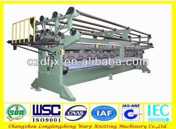 mini basketball nets making machine