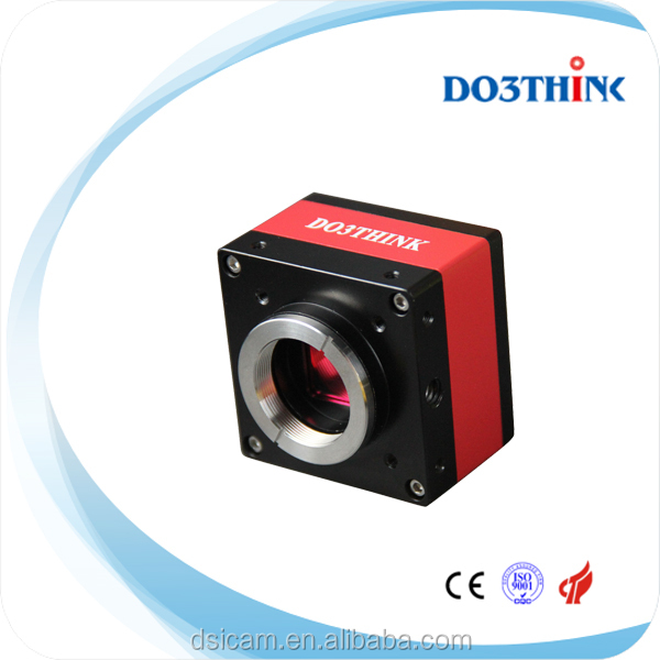 high speed low cost CCD Color C mount 20fps digital camera