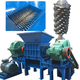 double shaft tire shredder,shredder waste machine,scrap metal shredder