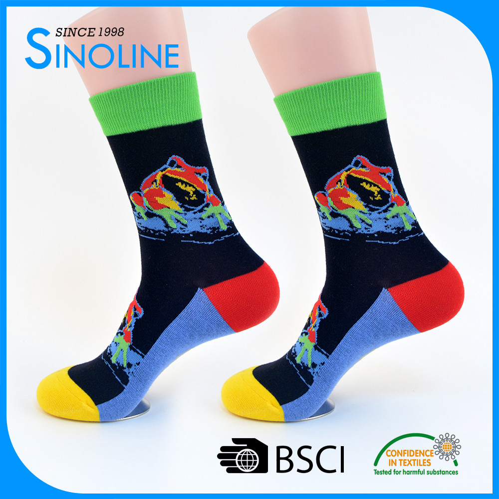 wholesale seamless business men tube socks