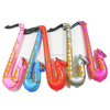 Inflatable music toy, inflatable saxophone, inflatable kids saxophone musical instrument toy
