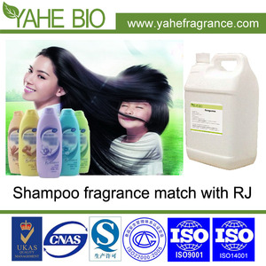 China supplier Long lasting fragrance oil for shampoo match with RJ