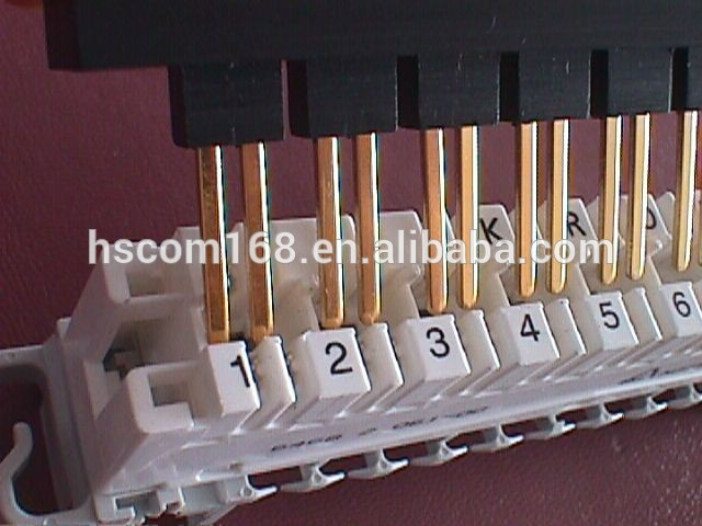 HTB1rH_vLpXXXXb1XpXXq6xXFXXXH high quality krone terminal block krone back mount frame telephone krone block wiring diagram at readyjetset.co