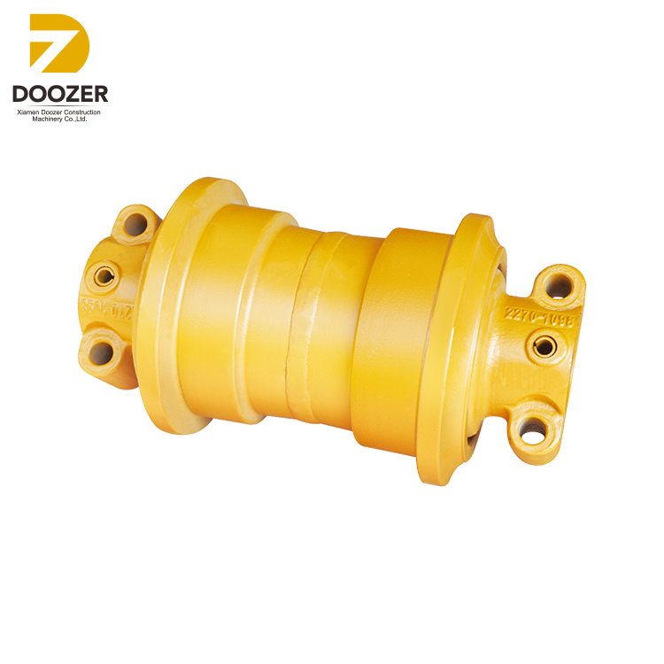 High Quality D85-155-30-00114 Undercarriage Parts Bulldozer Track Bottom Roller