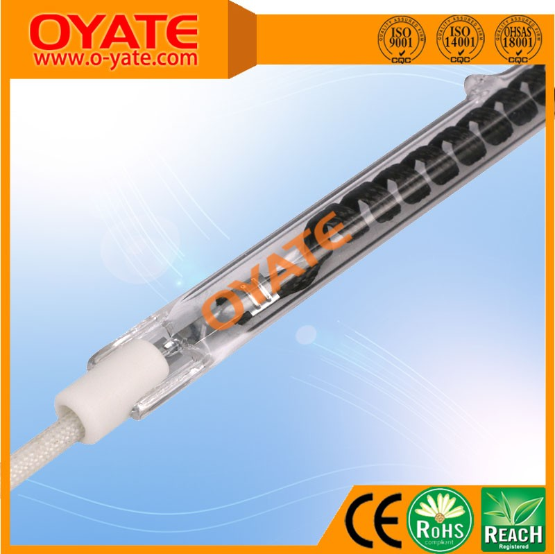 Infrared Carbon quartz Heating lamp for cooking/baking/printing