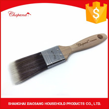 Wholesale Professional Soft Series Wooden Handle Paint Brush
