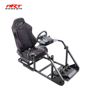 Popular style driving simulator chair PS4 racing seat gaming cockpit