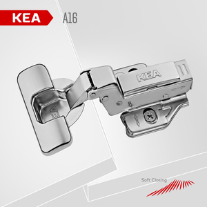 High quality custom metal 3D Adjustment Clip-on Soft closing kitchen cabinet hinge