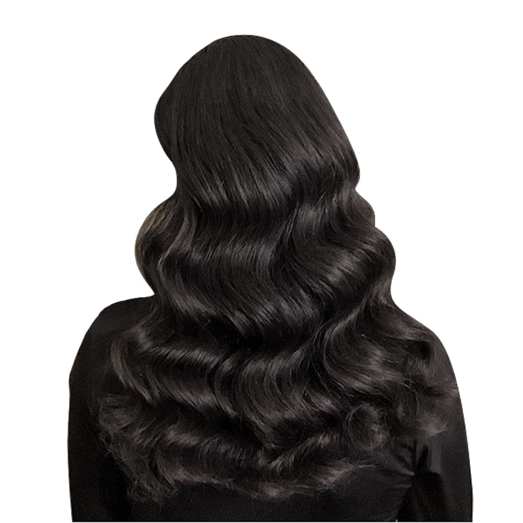 10A ยังไม่ได้ double drawn peruvian virgin hair, virgin peruvian hair bundle, virgin remy hair 100 peruvian human hair สาน