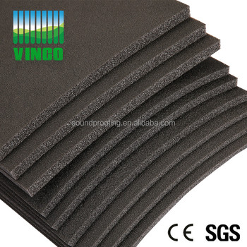 Soundproof Pad Shock Absorbing Eva Foam Pad For Laminate