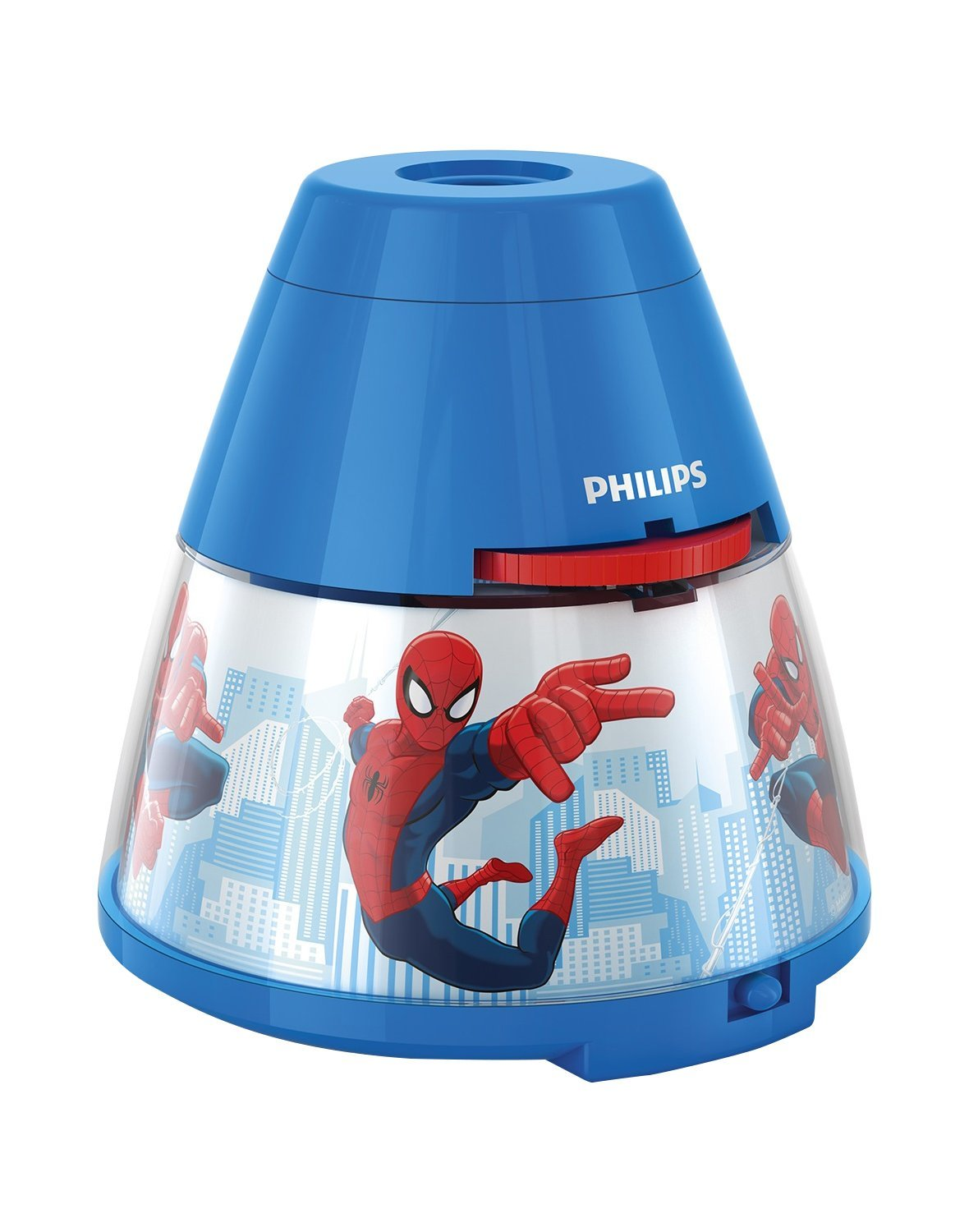Philips Marvel Spider Man Children/'s Pocket Torch and Night Light with Integrate
