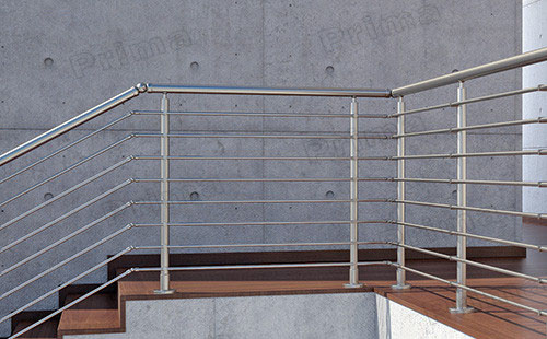 House railings designs for balconies balcony grill designs for Stainless steel balcony grill design