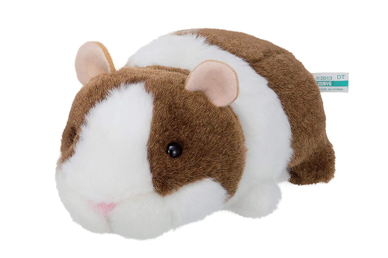 Moving Mouth Type Animals - Squeak Type Pet Animal - Squeak Pet (Guinea Pig) by Hamee