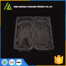 birthday cake rectangular clear plastic food packaging boxes