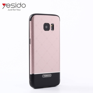 Gorgeous 2 in 1 intrinsically safe phone case couple phone case for samsung  galaxy s7