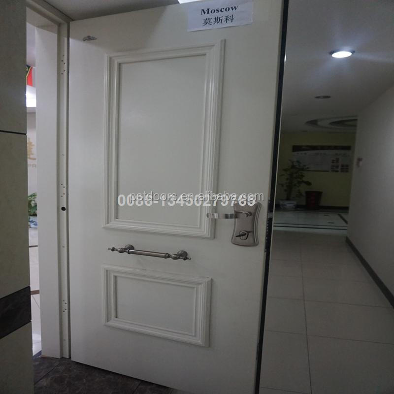 Commercial Steel Double Door Exteriorisrael Structure Security Door