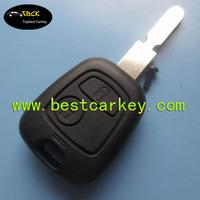 Topbest car key fobs for remote car key case shell blank cover custom blank key fobs