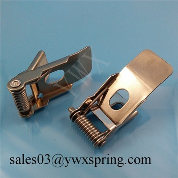 Spring Manufacturer Led Down Lighting Used Small Metal Spring Clip ...