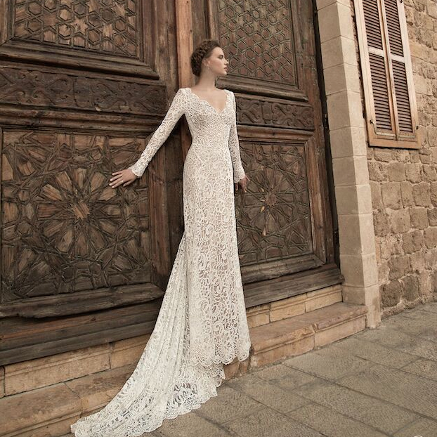 Ebay Hot Selling Sexy Ladies Maxi Dress 2018 Deep V Long Sleeve