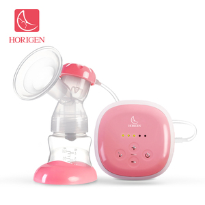 Silicone BPA Free Breast Pump portable Electric Breast Pumping For Baby Feeding FDA Approval breast Milk Pump For M